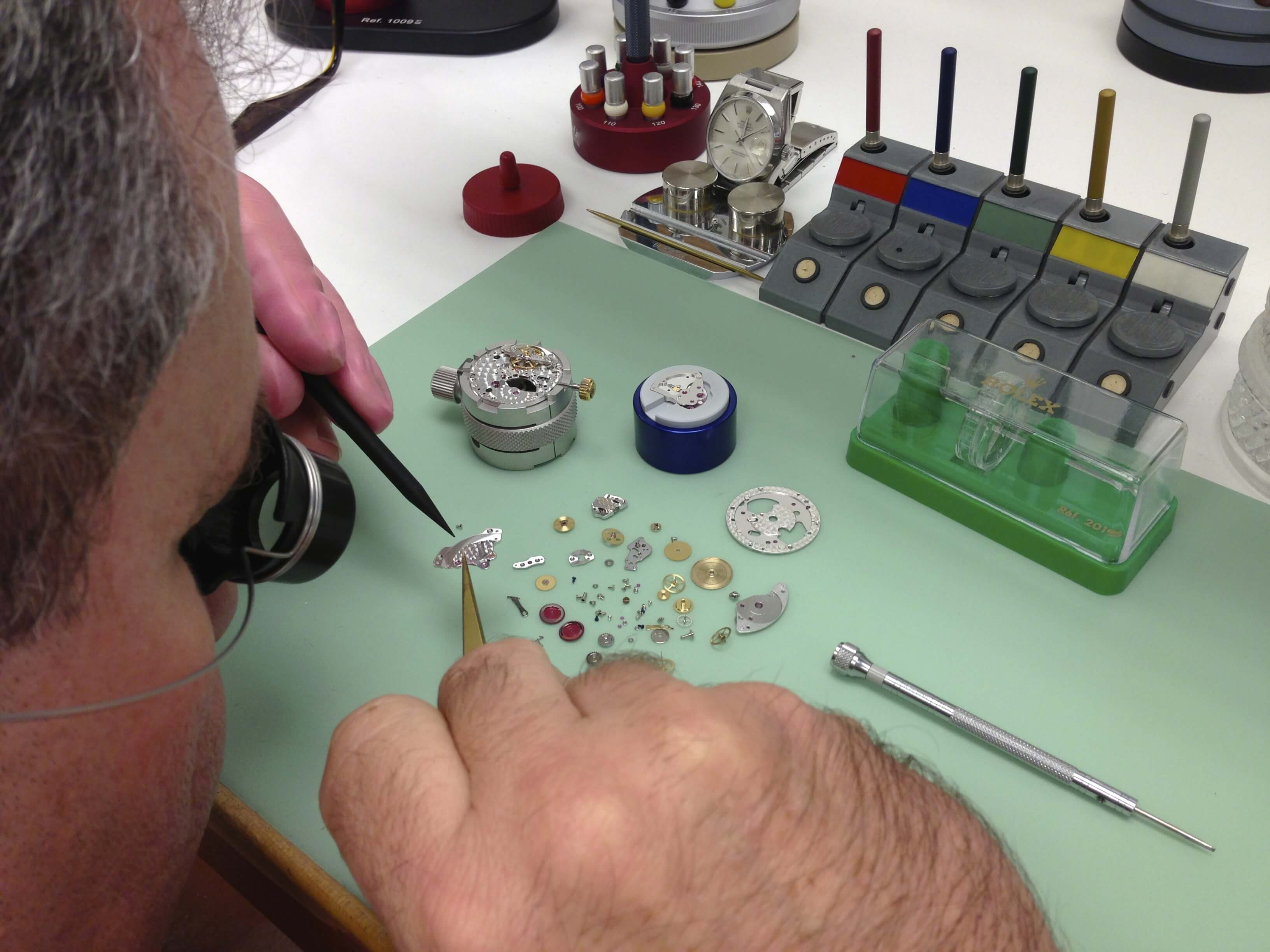 INTERVIEW WITH OUR CW21 CERTIFIED WATCHMAKER, PART 1