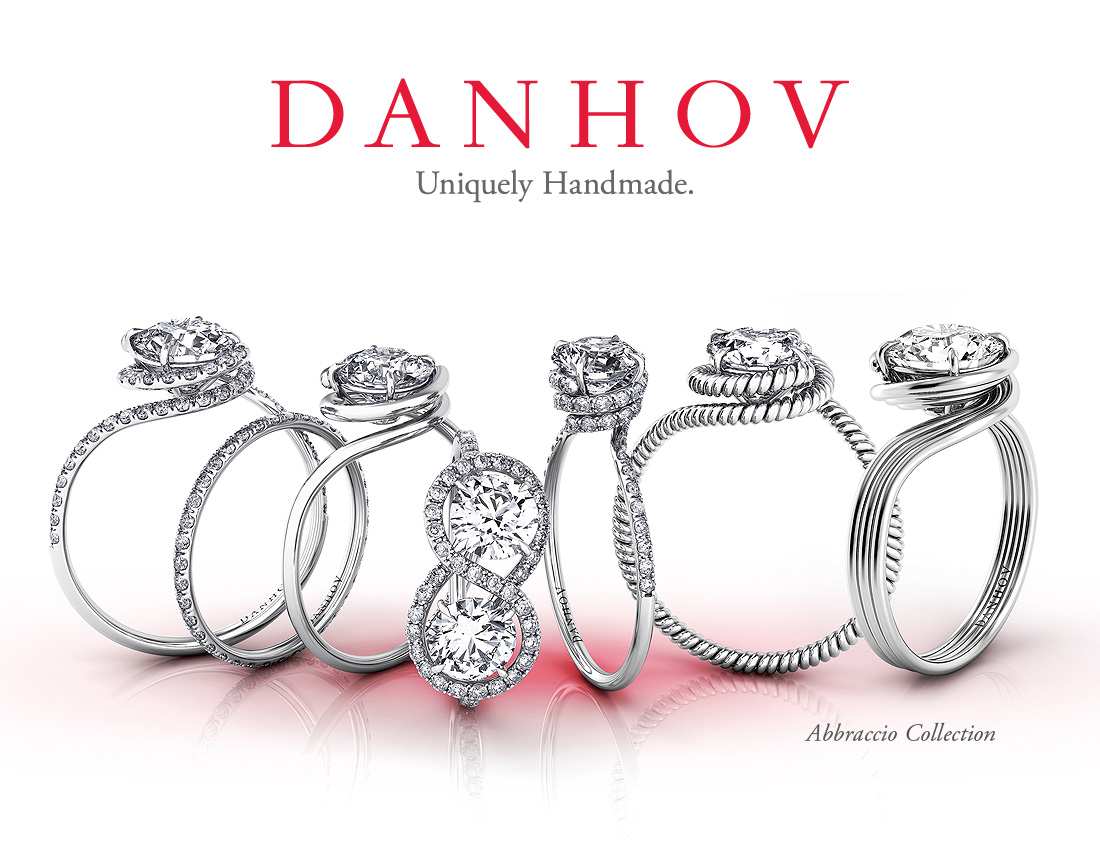 JOIN US FOR THE DANHOV TRUNK SHOW DEC 1-2!